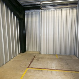 Lyme Bay Self Storage Room